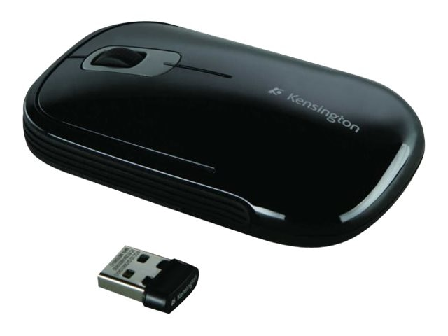 Kensington Slim Blade Mouse w  Nano Receiver, K72334US, 9429727, Mice & Cursor Control Devices