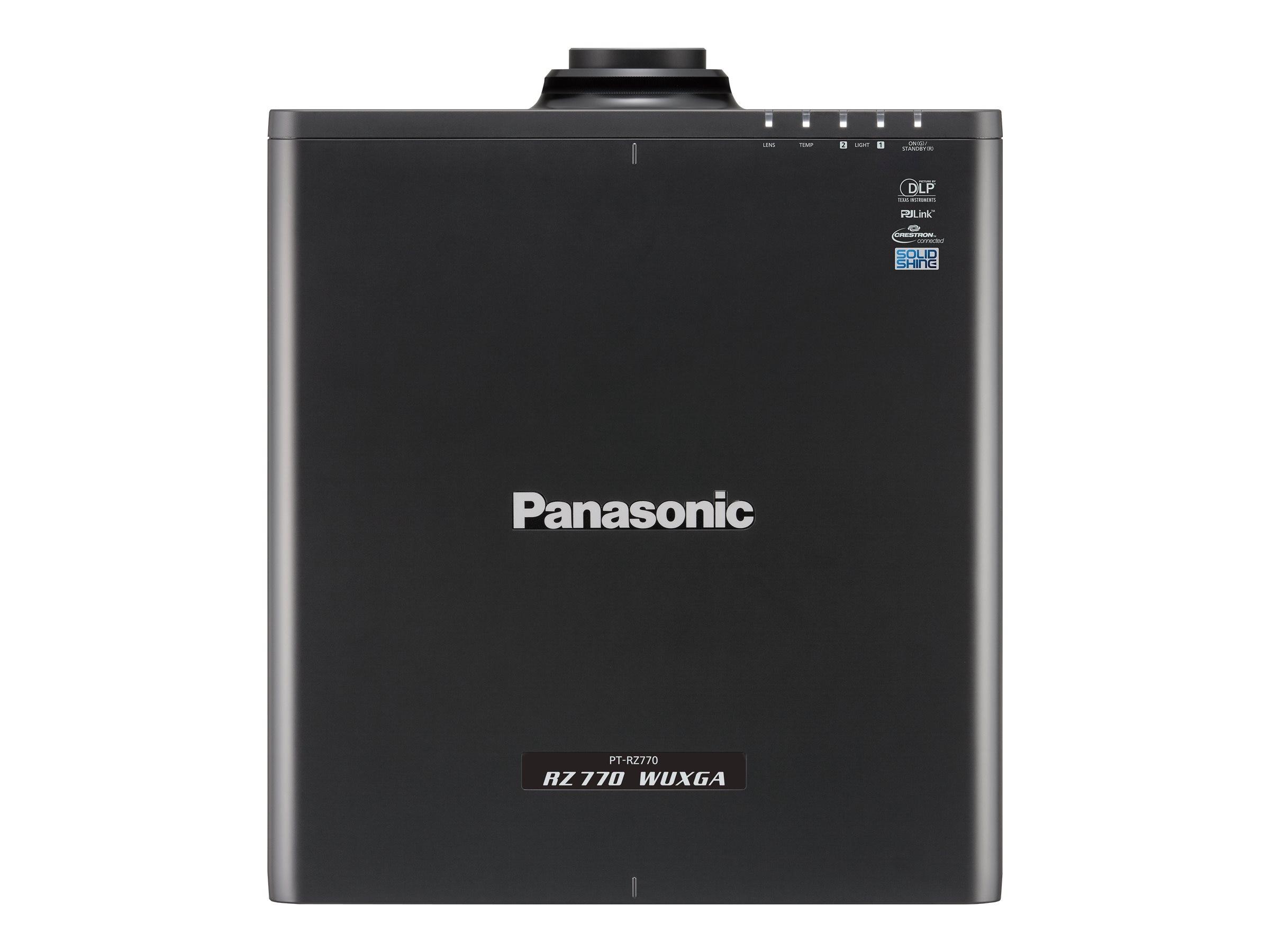 Panasonic PT-RZ770LBU Image 2