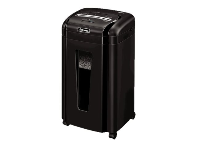 Fellowes PowerShred 465MS, 4688401, 30688934, Paper Shredders & Trimmers