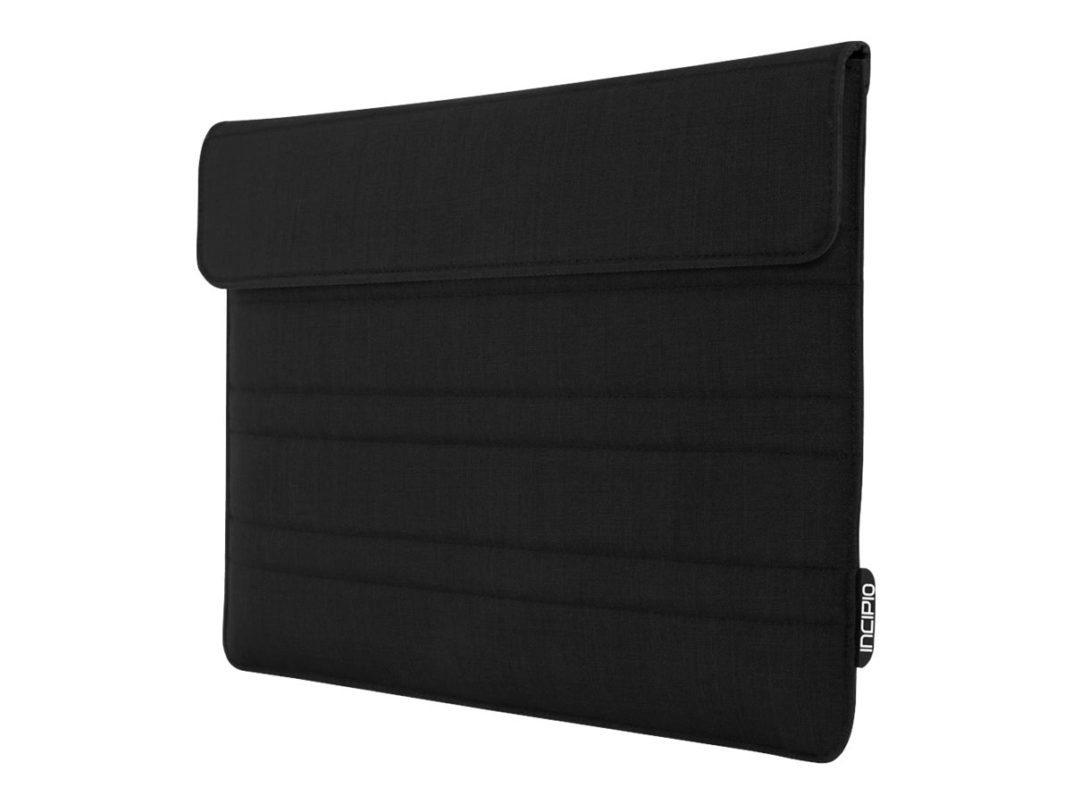 Incipio Delta Protective Padded Sleeve for iPad Pro 12.9, Black