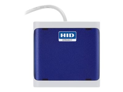 Synercard OmniKey 5021 Contactless Smart Card Reader, Seamless Integration, USB 2.0, R50210018-X