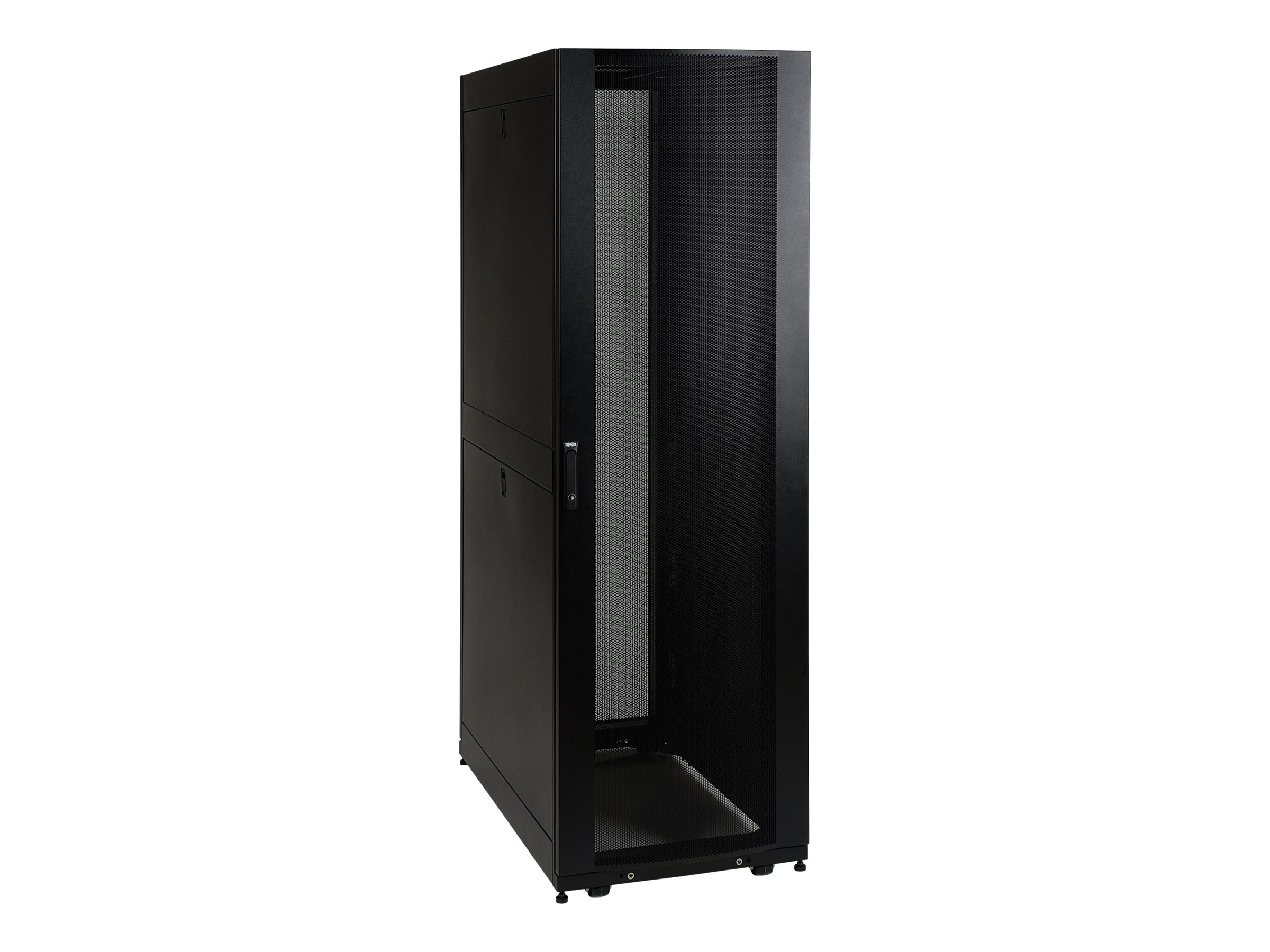 Tripp Lite 42U Rack Enclosure Server Cabinet, Instant Rebate - Save $75, SR42UB, 6156760, Racks & Cabinets