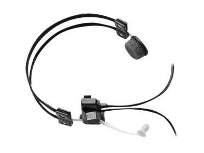 Plantronics MS50 Lightweight Commercial Aviation Headset, 90101-01, 14542425, Headsets (w/ microphone)
