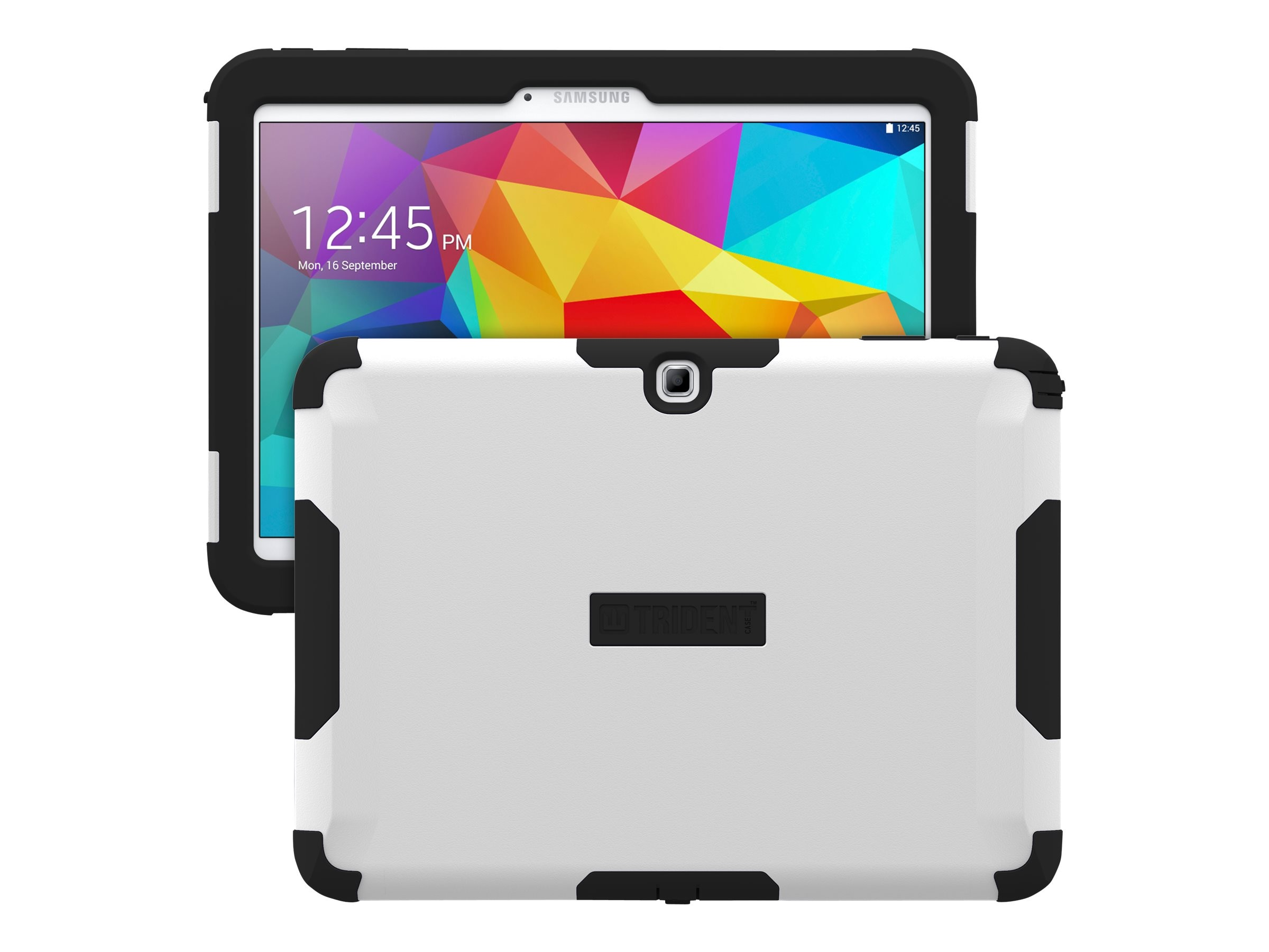 Trident Case Aegis Series Case for Samsung Galaxy Tab 4 10, AG-SSGXT4-WT000
