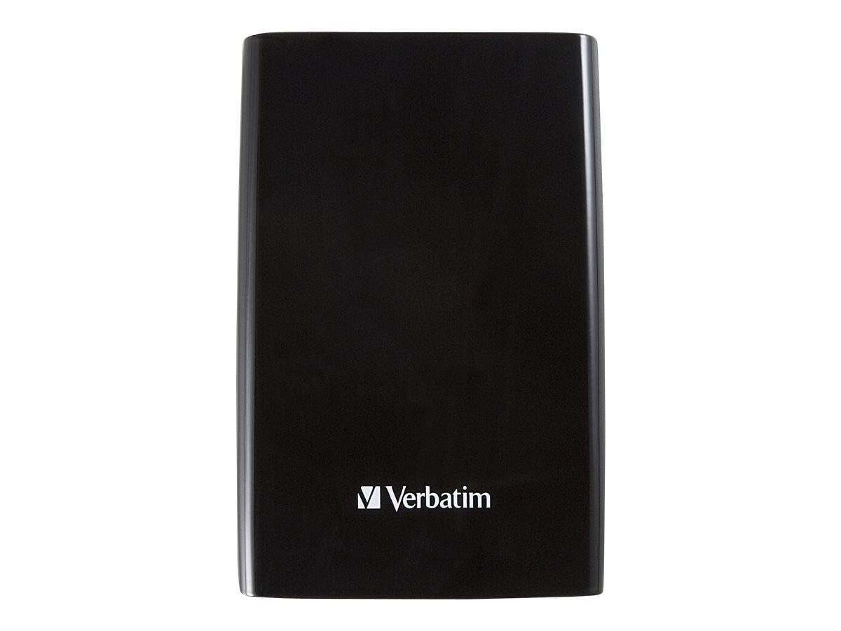 Verbatim 500GB Store 'n' Go SuperSpeed Hard Drive, 97397, 12111859, Hard Drives - External