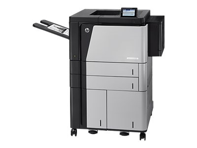 Refurb. HP LaserJet Enterprise M806x+ NFC Wireless Direct Printer, D7P69AR#BGJ, 17398035, Printers - Laser & LED (monochrome)