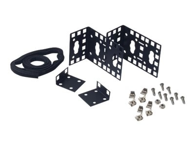 APC NetShelter Zero U Accessory Mounting Bracket, AR7711, 9159966, Rack Mount Accessories