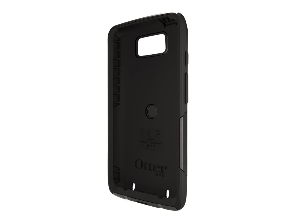OtterBox Commuter Series for Motorola DROID Turbo, Black, 77-50169, 18155730, Carrying Cases - Phones/PDAs