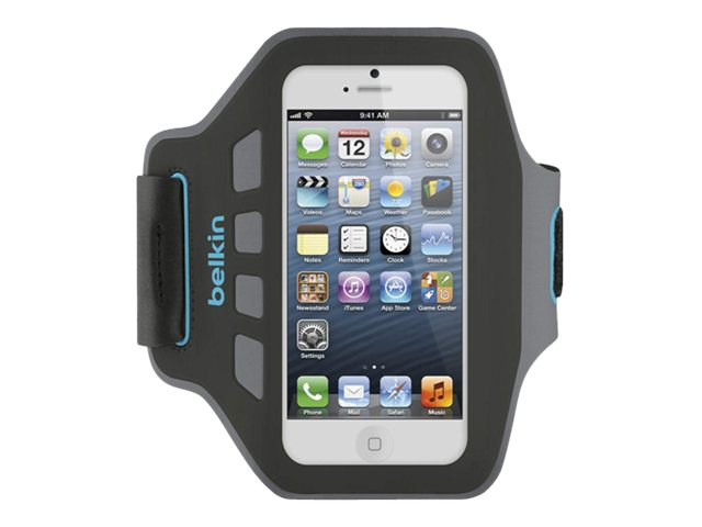 Belkin Ease-Fit Plus Armband, Reflection for iPhone5