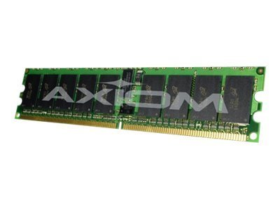 Axiom 8GB PC3-8500 240-pin DDR3 SDRAM RDIMM for Select HP ProLiant, Z Series Workstation Models, AX31192013/1, 10665604, Memory
