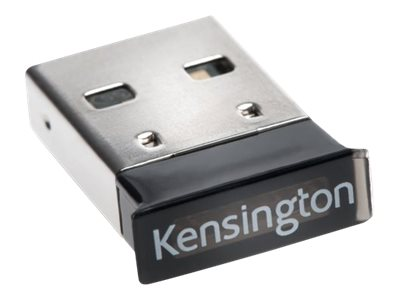 Kensington Bluetooth 4.0 USB Micro Adapter, K33956AM, 15483826, Wireless Adapters & NICs