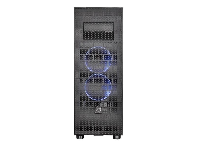 Thermaltake Chassis, Core X71 Full Tower ATX 5x3.5 Bays 2x5.25 Bays 8xSlots, Black