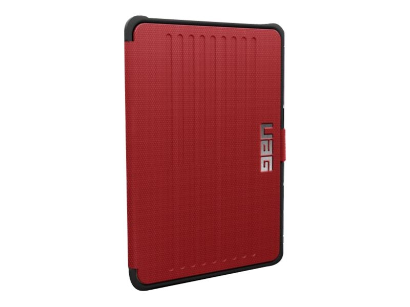 Urban Armor Folio Case for iPad Air 2, Red Black