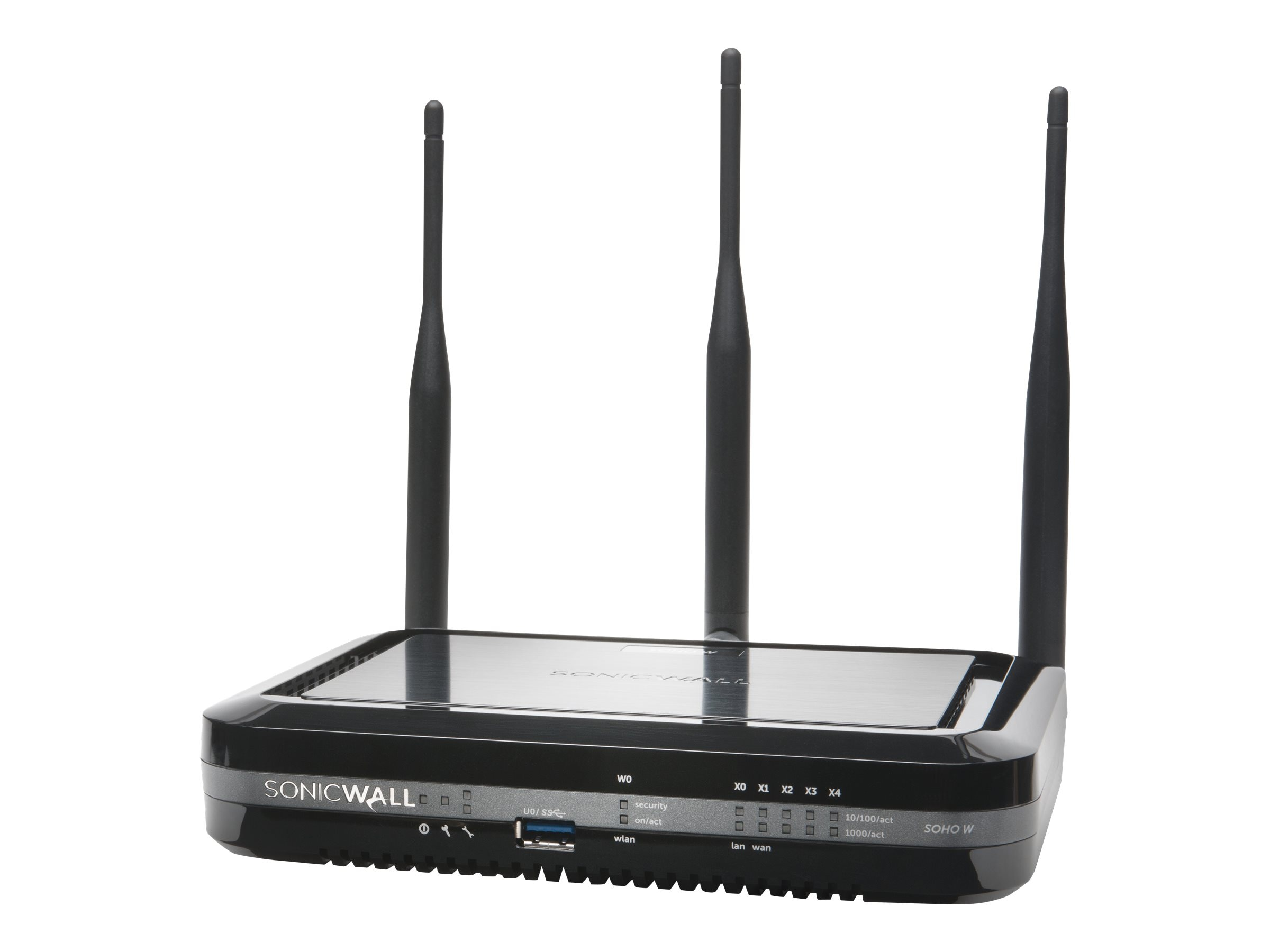 SonicWALL SOHO Wireless N with TotalSecure (1 Year)