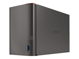 BUFFALO LinkStation 421e Diskless Enclosure, LS421DE, 15746235, Network Attached Storage