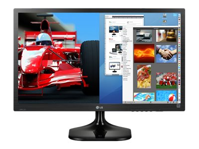 LG 27 MP37VQ-B Full HD LED-LCD Monitor, Black, 27MP37VQ-B