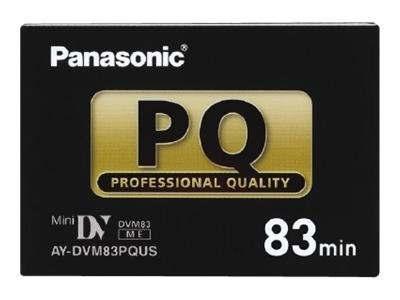 Panasonic Professional Mini DV Tape, 83 Minutes