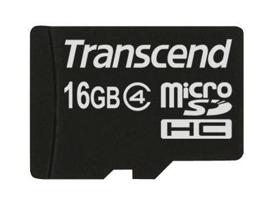 Transcend Information TS16GUSDHC4 Image 1