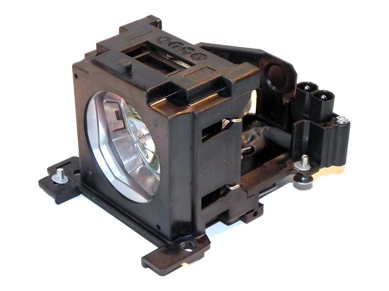 Ereplacements Front projector lamp for Hitachi CP-X260, CP-X265, CP-X267, CP-X268A, HX-3180, HX-3188, DT00751-ER, 12433882, Projector Lamps