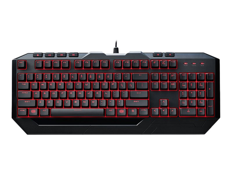 Cooler Master Devastator II Red Edition, SGB-3031-KKMF1-US
