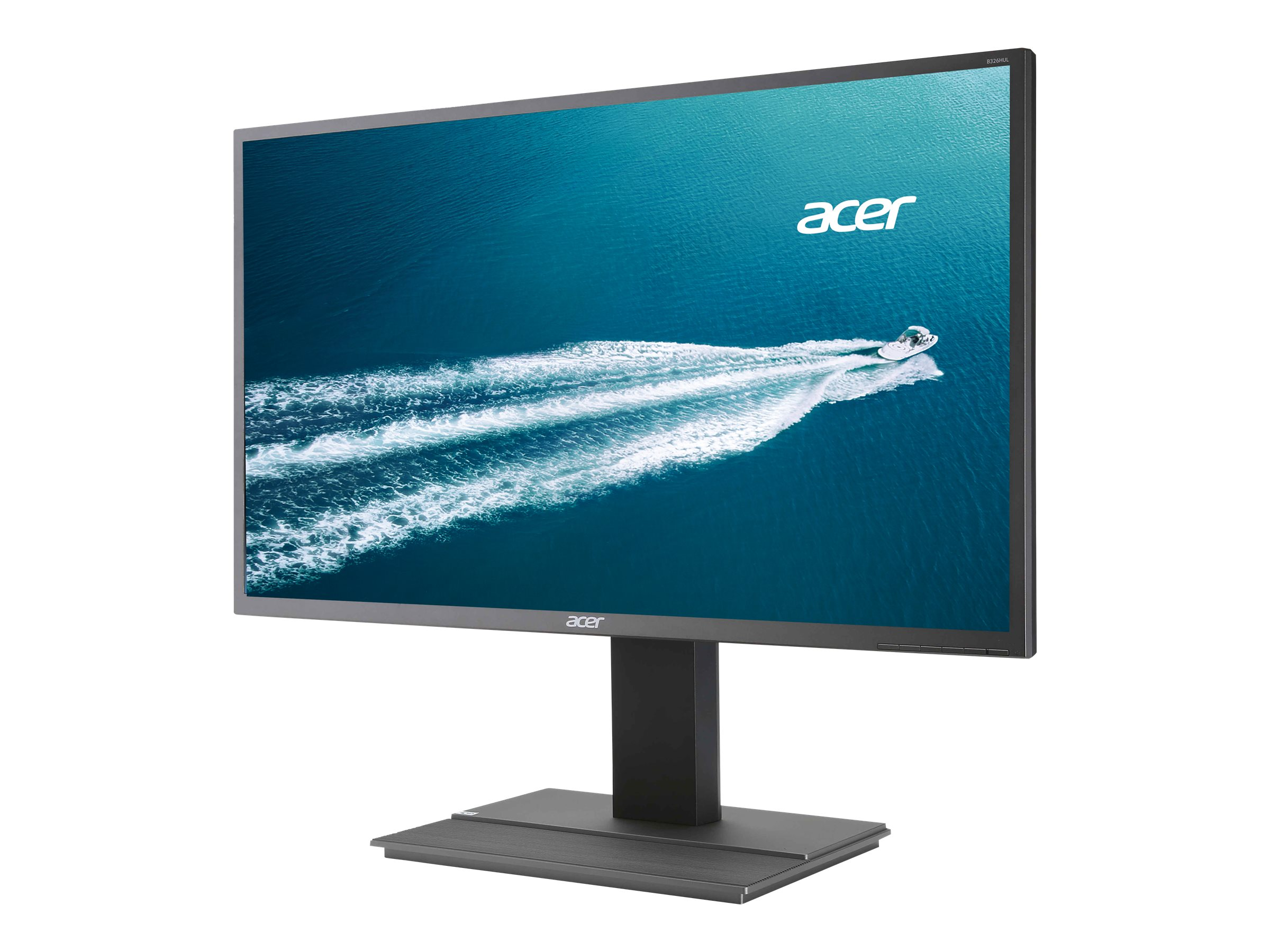 Acer 32 B326HK Ultra HD LED-LCD Monitor, Black, UM.JB6AA.002, 18031817, Monitors - Large-Format LED-LCD