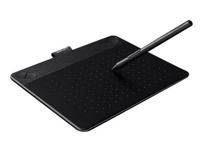 Wacom Intuos Art Pen and Touch Tablet, Small, Black, CTH490AK