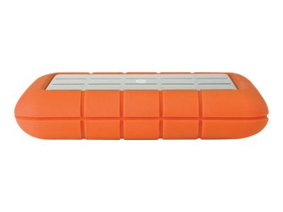 Lacie 1TB Rugged Triple USB 3.0 FireWire800 Portable Hard Drive, LAC301984