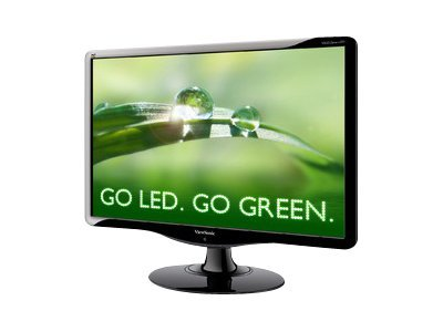 ViewSonic 22 VA2232wm-LED Widescreen LED-LCD Monitor, Black, VA2232WM-LED, 14294468, Monitors - LED-LCD