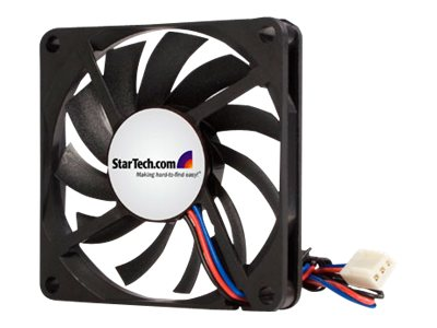 StarTech.com 70MM TX3 Fan, for 1U CPU Cooler, FAN7X10TX3, 8839311, Cooling Systems/Fans