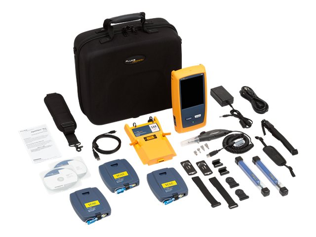 Fluke Bundle OFP-100-SI with 1 Year Gold