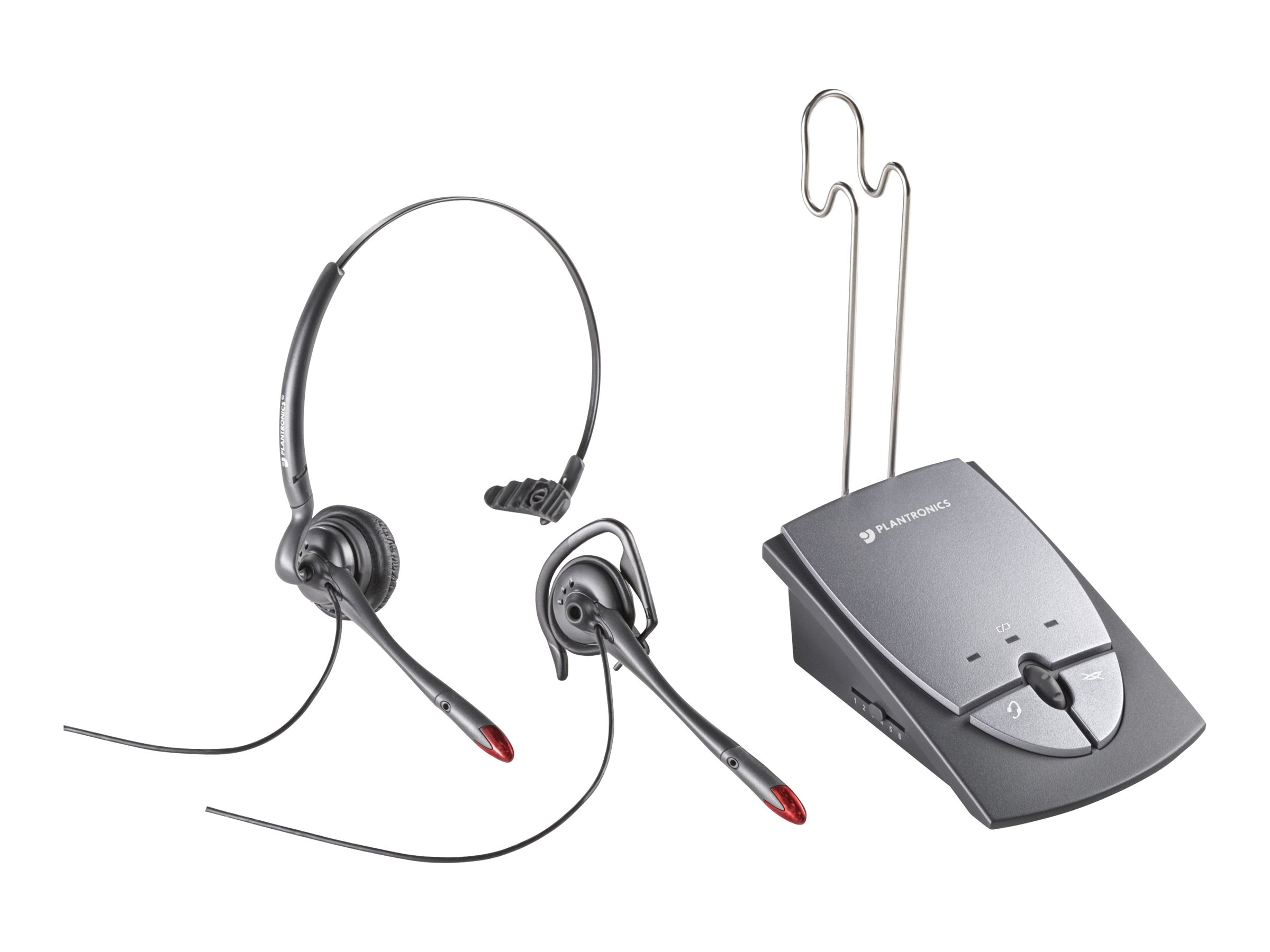 Plantronics S12 Telephone Headset System, S12