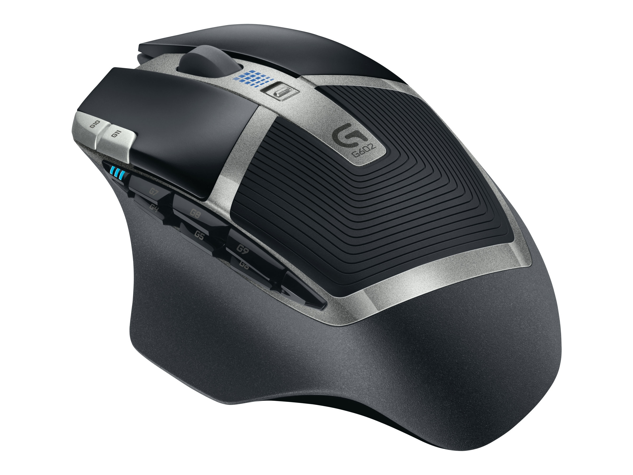 Logitech G602 Wireless Gaming Mouse, 910-003820, 16155795, Mice & Cursor Control Devices