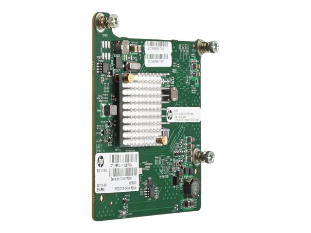 HPE Open Box Flex-10 530M Adapter, 631884-B21, 30759721, Network Adapters & NICs