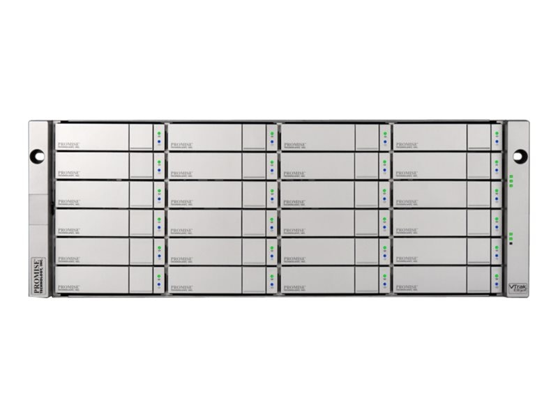 Apple PROMISE VTrak x30 Series 72TB (24 x 3TB SAS) 4U RAID Subsystem, HA261LL/A, 31071004, SAN Servers & Arrays