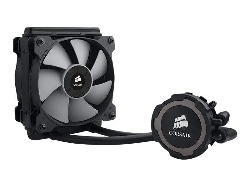 Corsair Hydro Series H75 Liquid CPU Cooler, CW-9060015-WW, 16424246, Cooling Systems/Fans