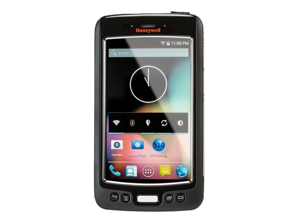 Honeywell Dolphin 75E WEB 8.1 WL BT Handheld 2.26GHz Quad Core 1D 2D 2 16GB, 75E-L0N-C111XF, 30556763, Portable Data Collectors