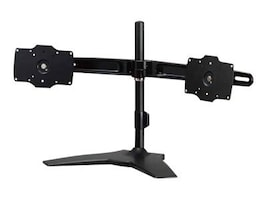 Planar Large Format Dual Monitor Stand for Flat Panels 24-32, 997-6504-00, 13089403, Stands & Mounts - AV