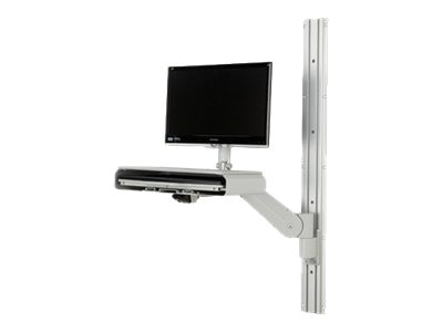 Rubbermaid Fluid Arm HD Premium with 32 Track, 1891864, 16917294, Wall Stations