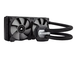 Corsair Hydro Series H100i v2 Extreme Performance Fan Liquid CPU Cooler, CW-9060025-WW, 31388271, Cooling Systems/Fans