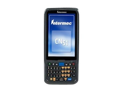 Intermec CN51 EA30 2D Imager, No Camera, Numeric Keyp, 1GB 16GB, Battery Pack, WEH WWE, CN51AN1KN00W0000, 30555867, Portable Data Collectors