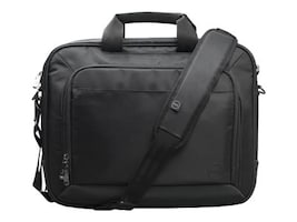 Dell 15.6 Professional Topload Case, Black, 460-BBLR, 32084085, Carrying Cases - Notebook