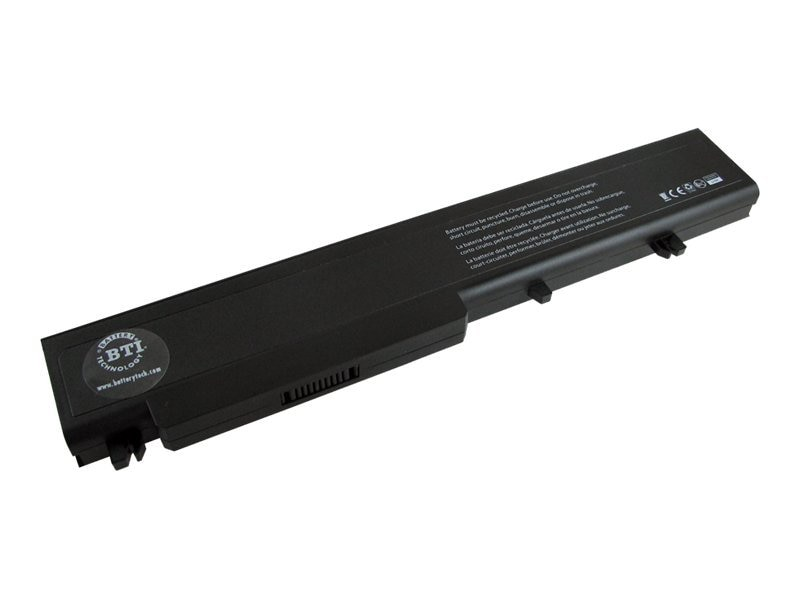 BTI Li-Ion 6-cell for Dell Vostro 1710, DL-V1710X3