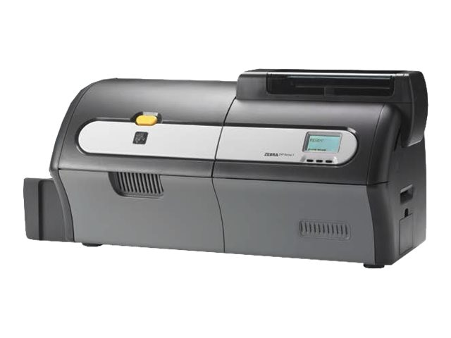 Zebra ZXP Series 7 SS USB Ethernet Card Printer w  US Power, Z71-000C0000US00, 15483447, Printers - Card
