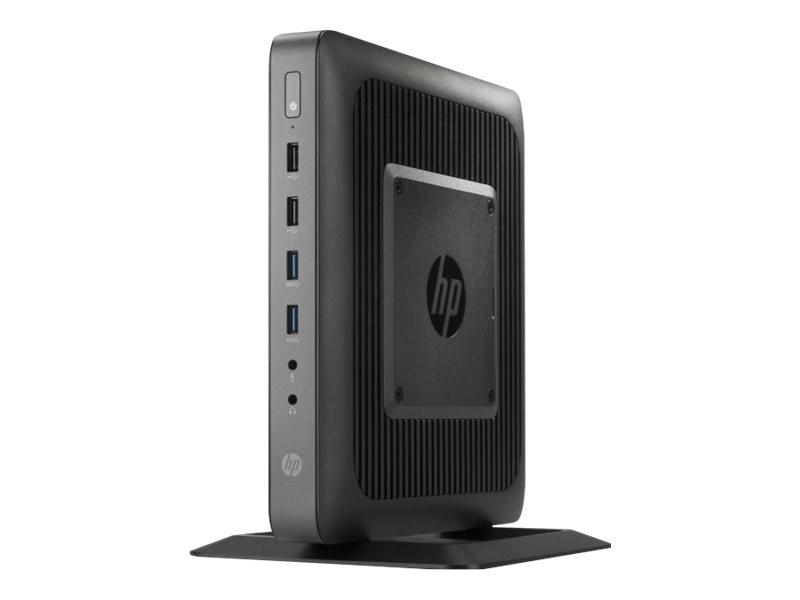 HP Smart Buy t620 Flexible Thin Client AMD QC GX-415GA 1.5GHz 4GB RAM 16GB Flash HD8330E ac VGA WES7E, K6N84UT#ABA, 17981950, Thin Client Hardware