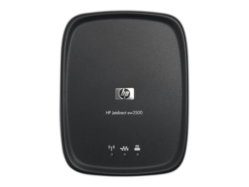 HP Jetdirect ew2500 802.11b g Wireless Print Server, J8021A#ABA