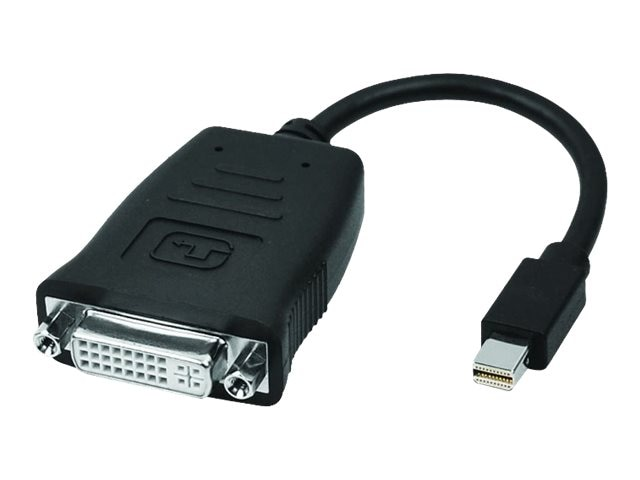 Siig Mini DisplayPort to DVI M F Active Adapter, CB-DP1711-S1, 17737404, Adapters & Port Converters