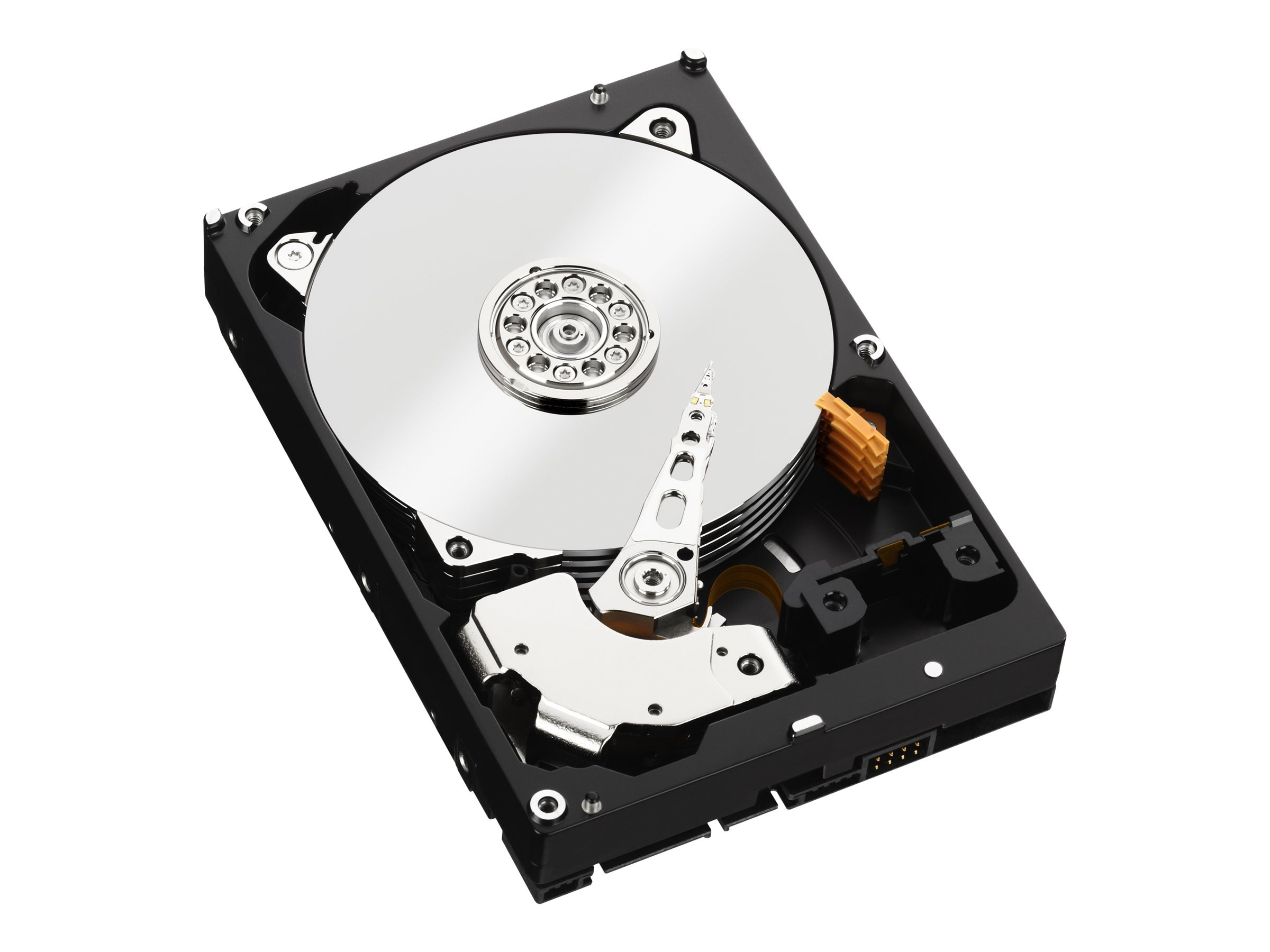 Open Box WD 6TB WD RE SATA 6Gb s 512e 3.5 Enterprise Hard Drive - 128MB Cache, WD6001FSYZ