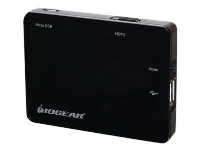 IOGEAR Wireless Mobile and PC to HDTV, GWAVR