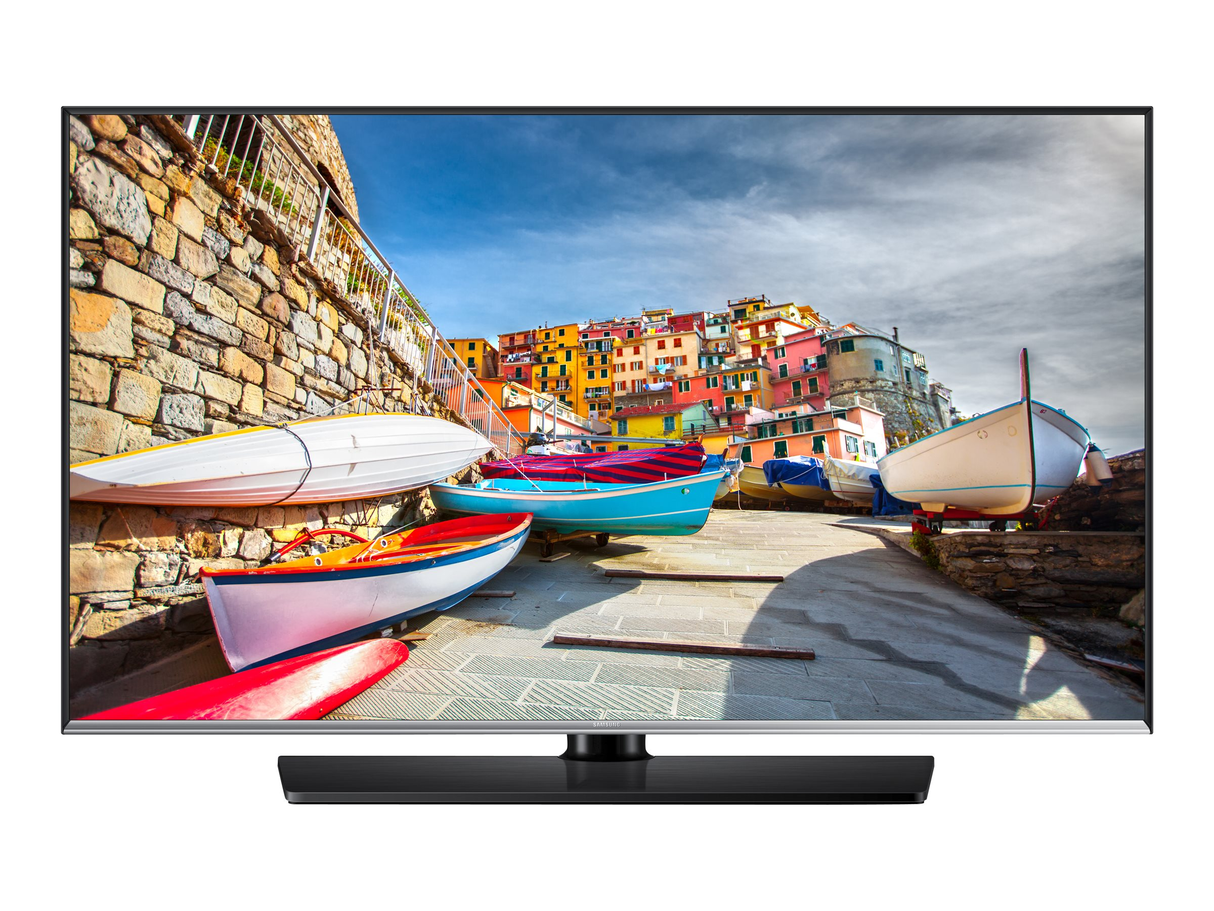 Samsung 55 HE478 Full HD LED-LCD Hospitality TV, Black