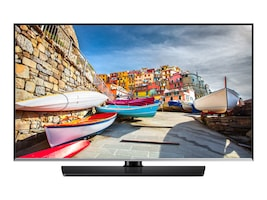 Samsung 55 HE478 Full HD LED-LCD Hospitality TV, Black, HG55NE478BFXZA, 32262304, Televisions - Commercial
